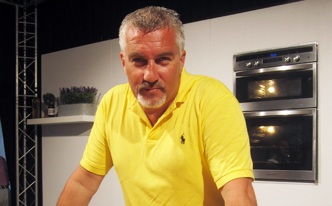 Paul Hollywood Interview