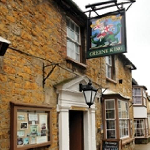 Image result for the george hotel castle cary