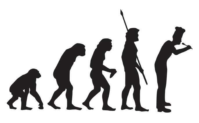 evolution of chef