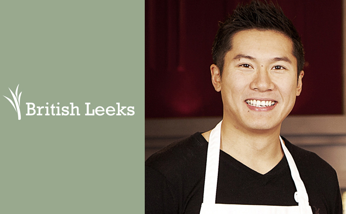 Masterchef Winner Larkin British Leek Recipes