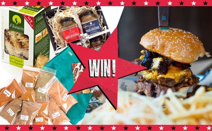 Win Grillstock bundle