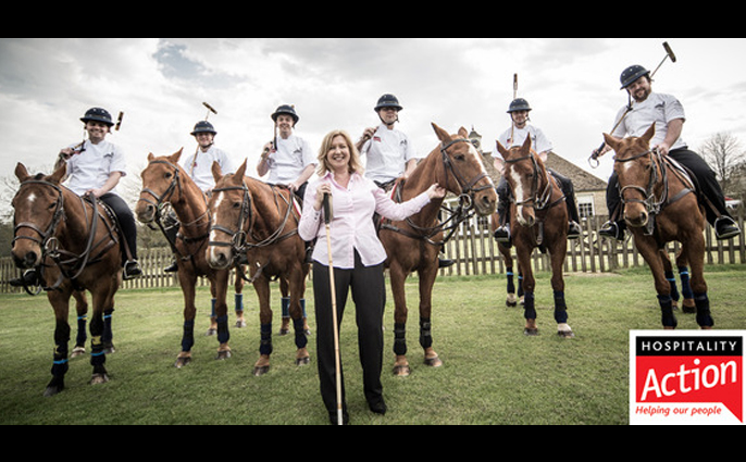 Michelin Starred Charity Polo Event