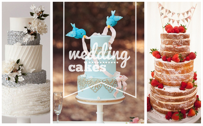 Wondrous wedding cakes