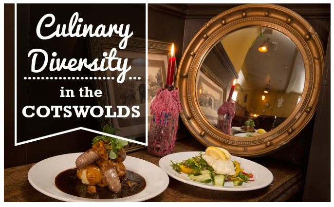 Dining in the Cotswolds