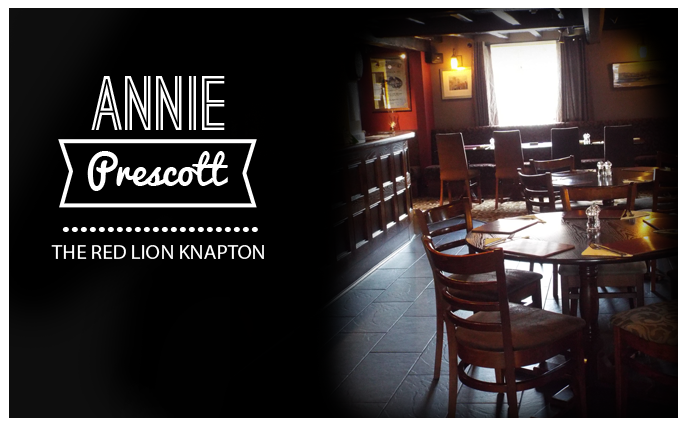 Annie Prescott of Red Lion Knapton