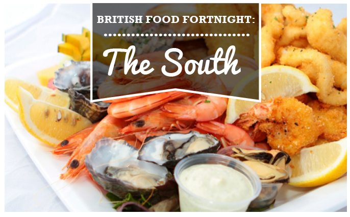 British Food Fortnight: the South