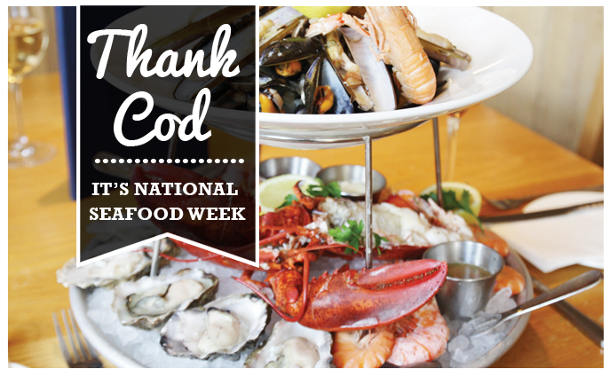 National Seafood Week