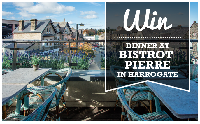 Win dinner at Bistrot Pierre