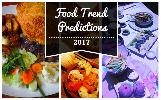 Food Predictions 2017
