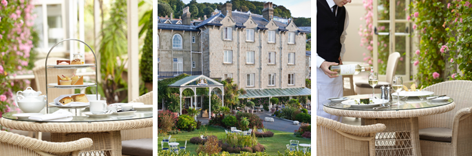 A Foodie Weekend at The Royal hotel, Ventnor