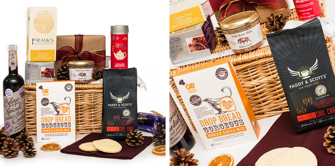 Gluten free gift baskets uk gluten free savoury gift bag chums gluten free gift baskets uk hampers for special occasions food drink guides negle Choice Image
