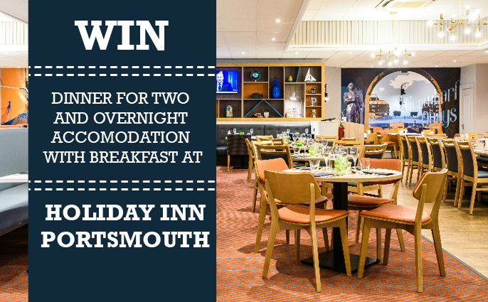 win a break in portsmouth