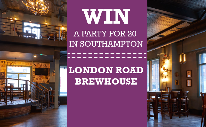 win a party for 20