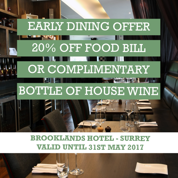 brooklands 20% off