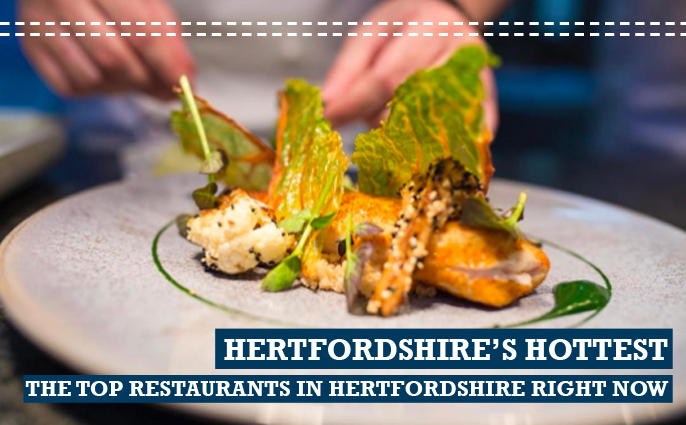 Top Restaurants in Hertfordshire
