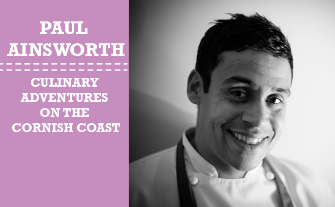 Paul Ainsworth Cornwall Foreword header