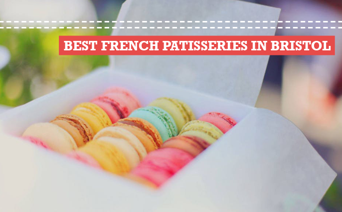 French patisserie in Bristol