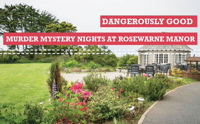 Rosewarne Manor Header Image