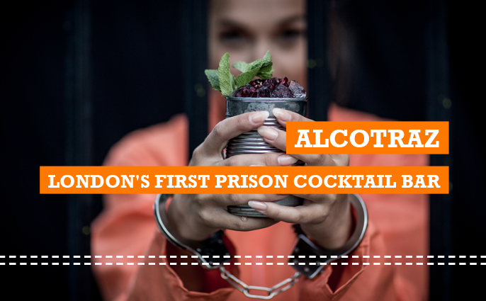 Prison Cocktail Bar