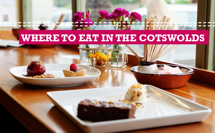 Where to Eat in the Cotswolds