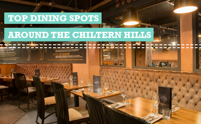 restaurants chiltern hills