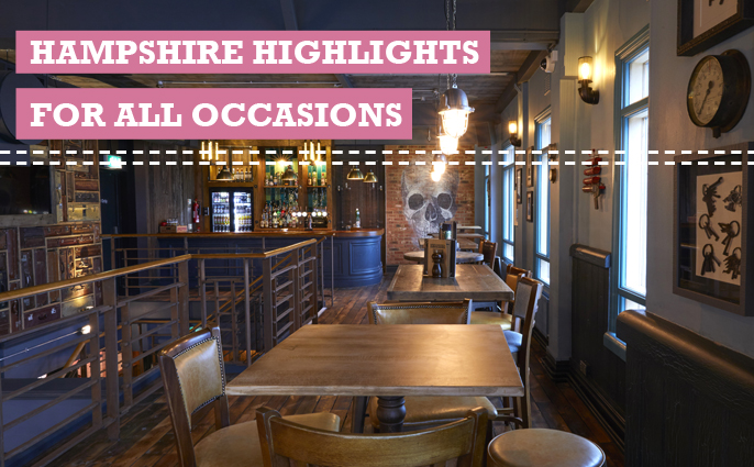 Hampshire food highlights