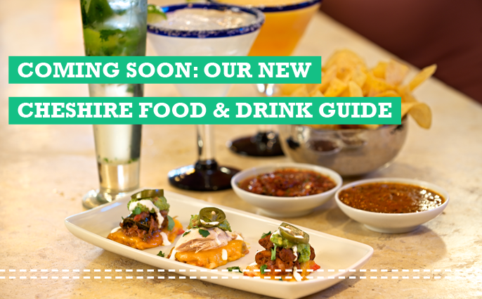 New eating out guide for cheshire: food & drink guides