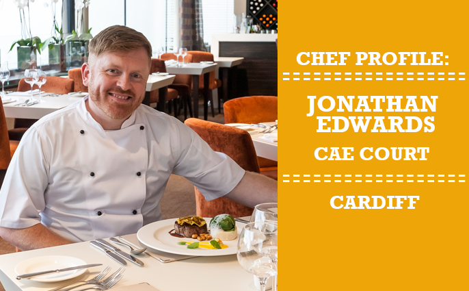 Chef profile Johnathon Edwards