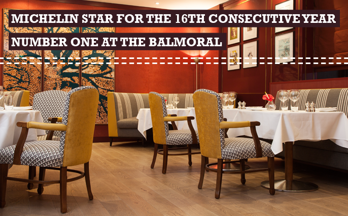 Balmoral hotel number one