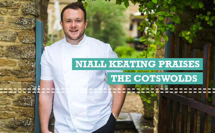 Niall Keating Praises The Cotswolds
