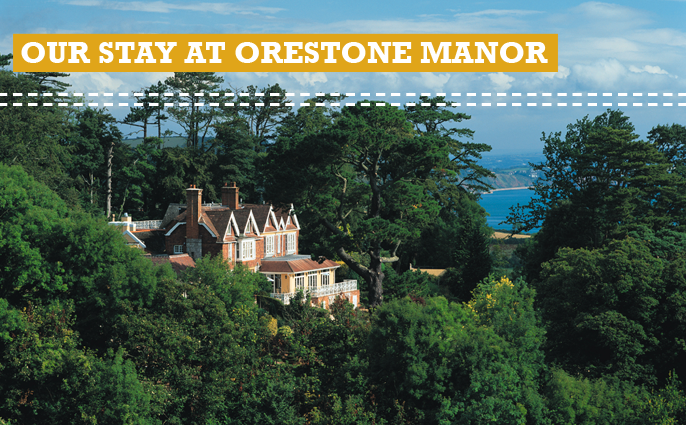 Our Stay at Orestone Manor
