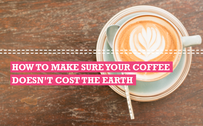 coffee cost the earth