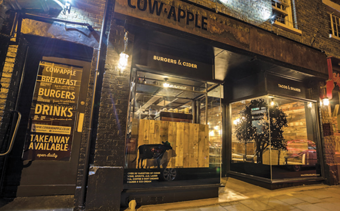 Dorset Staff Pick: Cow & Apple