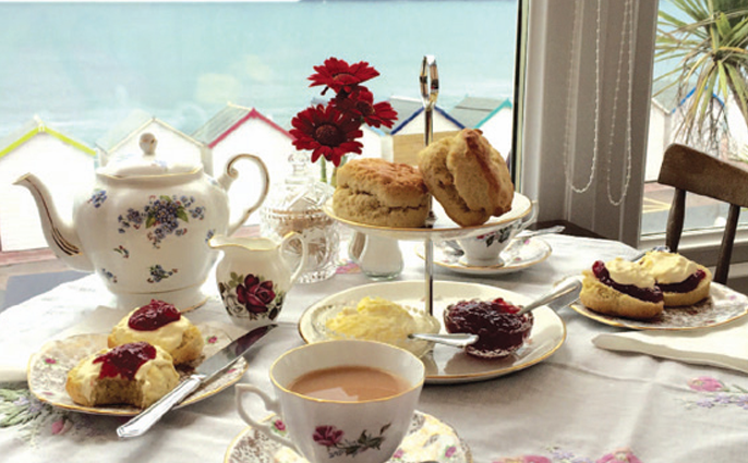Devon Staff Pick: Victory Tea Rooms