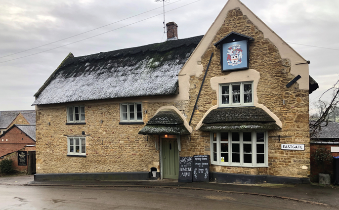 Leicestershire & Rutland Staff Pick: The Bewicke Arms in Hallaton