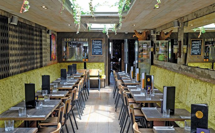 Hampshire Staff Pick: Becketts in Southsea