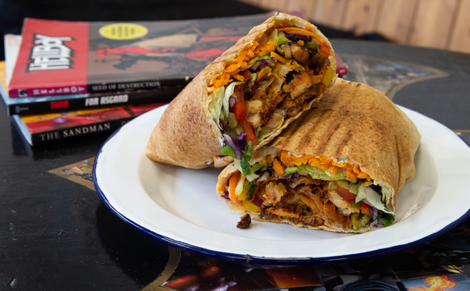 Bristol Staff Pick: Shake Wrap & Roll