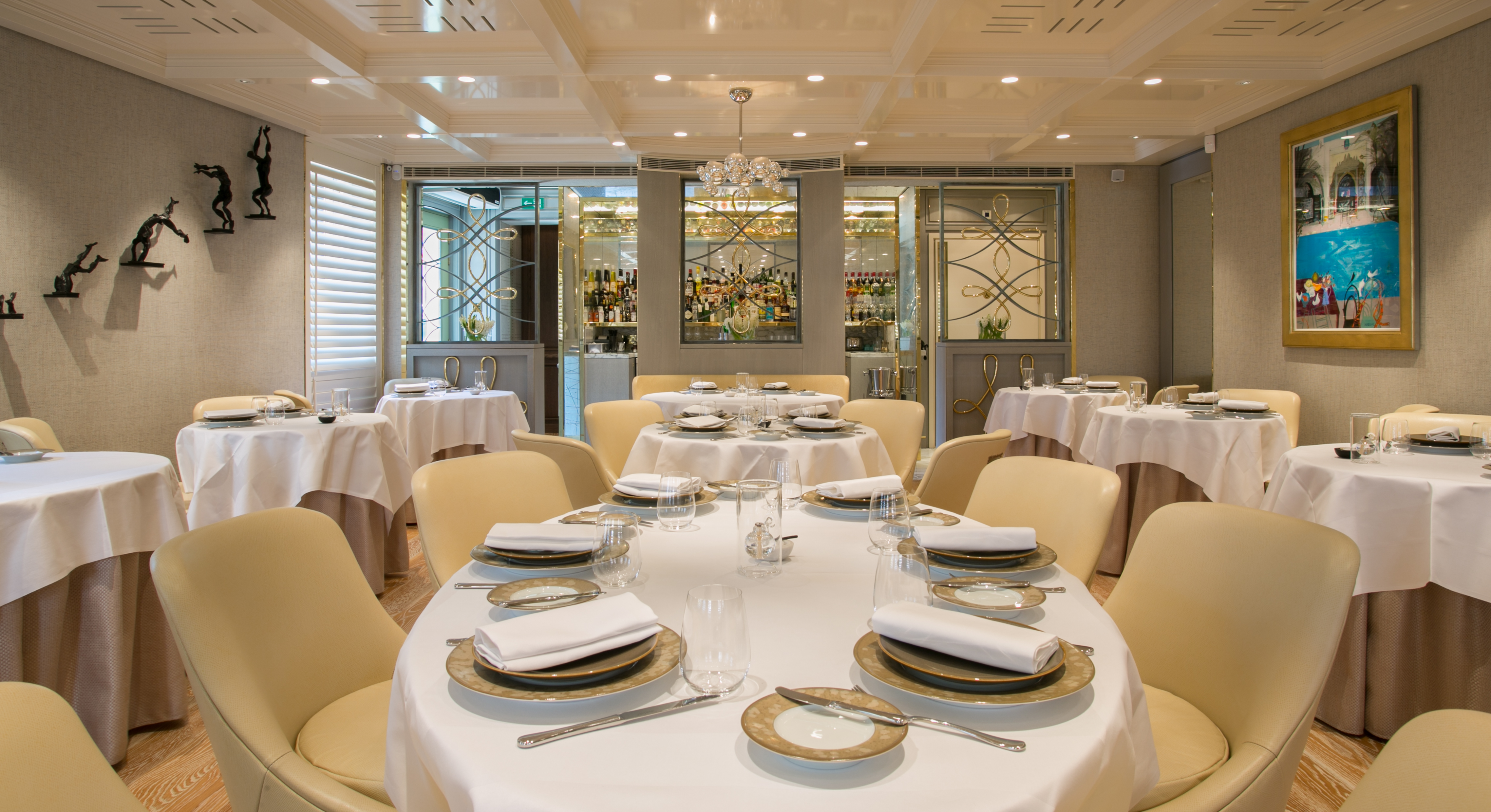 The five fields chelsea food drink for Best private dining rooms chelsea