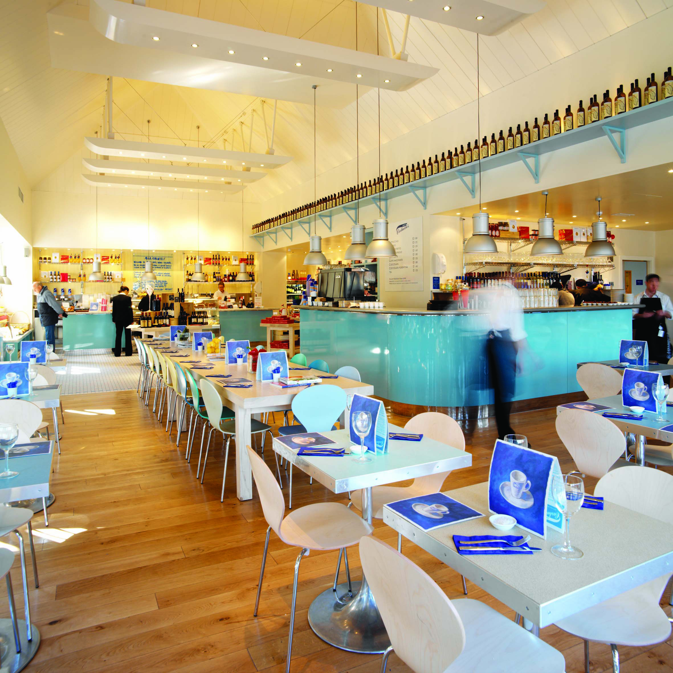Carluccio S Bicester Bicester Food Drink
