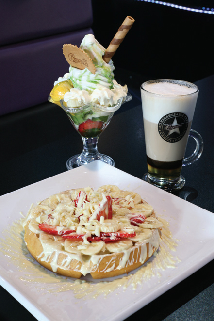 Creams Cafe Coventry Food Amp Drink