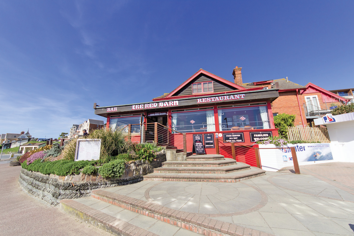 The Red Barn - Woolacombe | Food & Drink