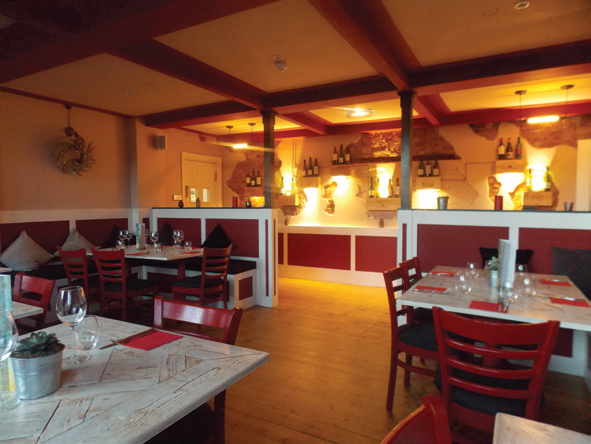 The rustic kitchen restaurant alcester food drink for 64 rustic terrace bristol ct