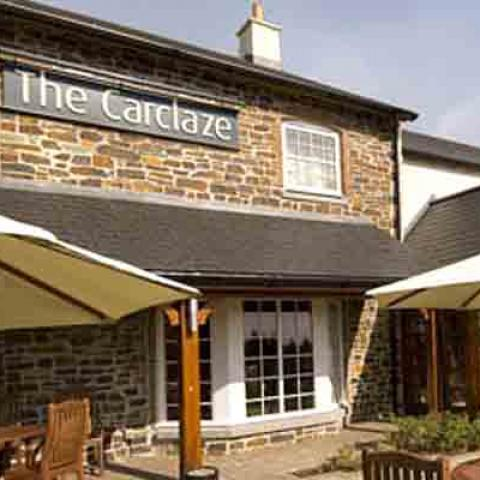 Whitbread Inns - The Carclaze - St. Austell