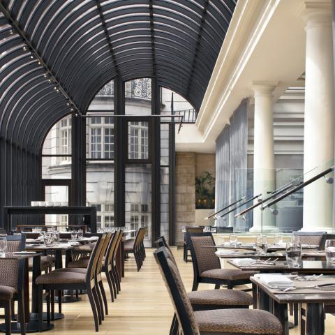 The Terrace Grill and Bar at Le M?ridien Piccadilly