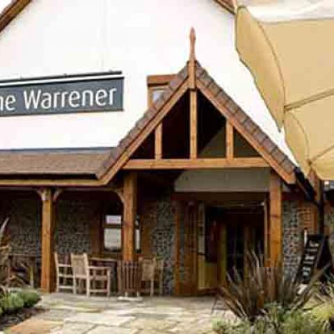 Whitbread Inns - The Warrener - Thetford