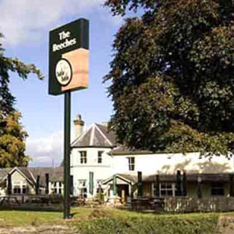 Whitbread Inns - The Beeches - Wrexham