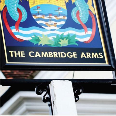 The Cambridge Arms