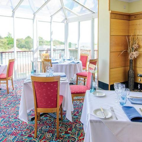 The Cunarder & Conservatory Restaurant