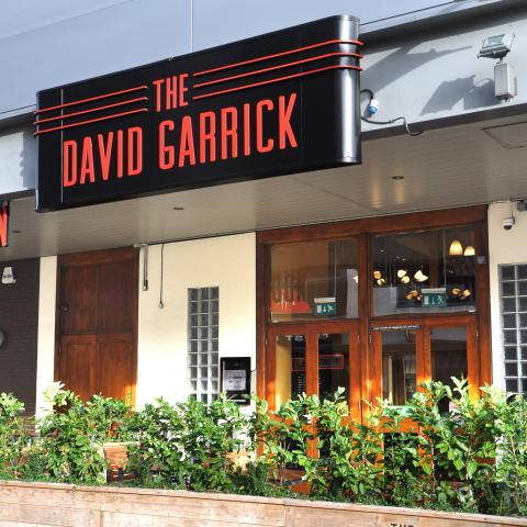 The David Garrick – Theatre District