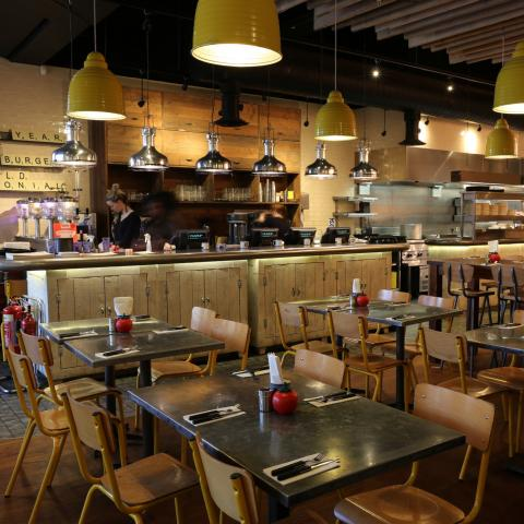 Gourmet Burger Kitchen - Brent Cross